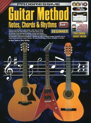 Progressive Guitar Method (Paperback)