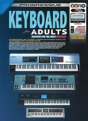 Progressive Keyboard for Adults (Paperback)