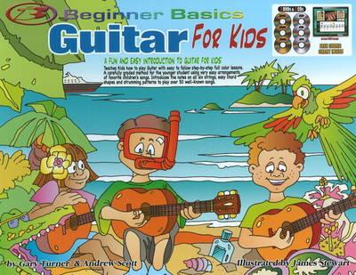 Beginner Basics Guitar for Kids (Paperback)