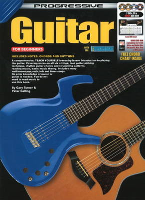 Progressive Guitar for Beginners (Paperback)