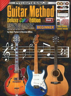 Progressive Guitar Method: Progressive Guitar Method Beginner Bk. 1 (Paperback)
