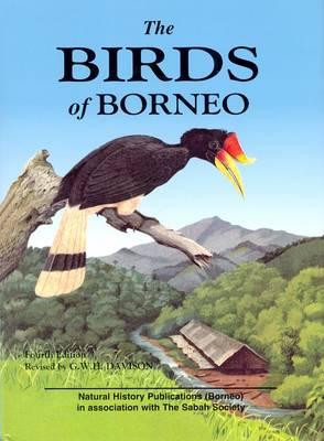 The Birds of Borneo (Hardback)