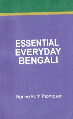 Essential Everyday Bengali (Paperback)