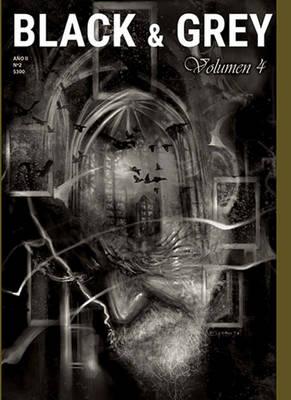 Black & Grey IV (Paperback)