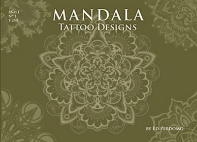 Mandala Tattoo Designs (Paperback)