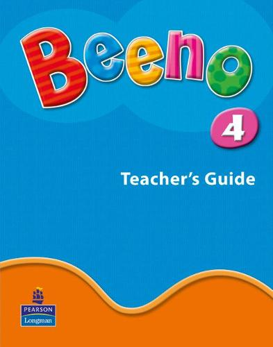 Beeno Level 4 New Teachers Guide (Paperback)