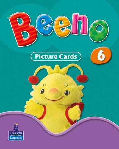 Beeno Level 6 New Picture Cards
