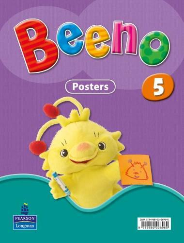Beeno Level 5 New Picture Cards (Poster)