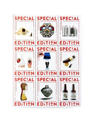 Special Edition: Artist Collaborations on Packaging Design (Paperback)