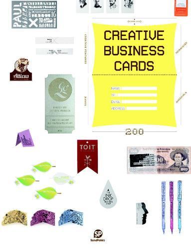 Creative Business Cards (Hardback)