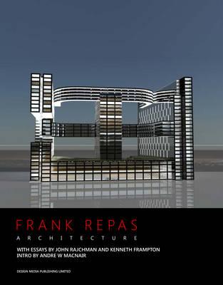 Frank Repas Architecture (Hardback)