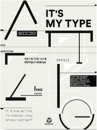 It's My Type (Hardback)