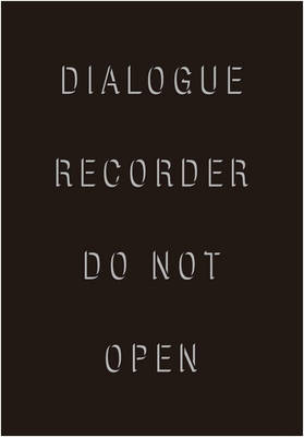 Dialogue Recorder: Volume 2: HKU Architecture Papers (Paperback)