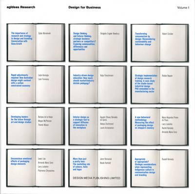 Agideas Research Design for Business: Volume 1 (Hardback)