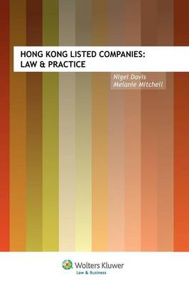 Hong Kong Listed Companies: Law & Practice (Paperback)