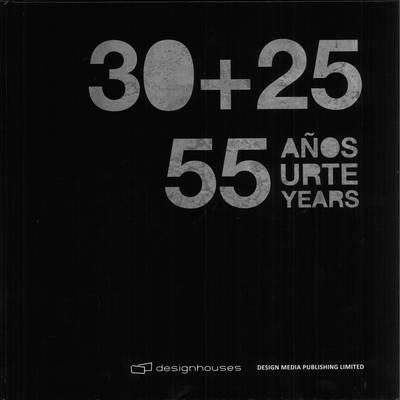 30+25: 55 Years: Design Houses (Hardback)