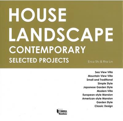 House Landscape: Contemporary Selected Projects (Hardback)