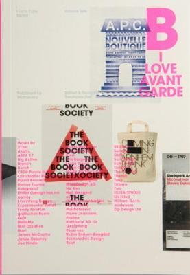 I Love Type 02: Avant Garde (Paperback)