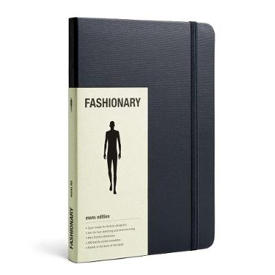 Fashionary Mens Sketchbook A5