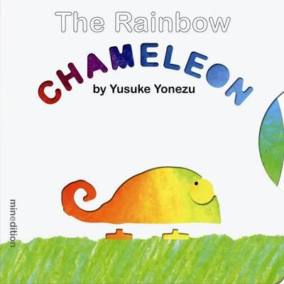 The Rainbow Chameleon (Board book)