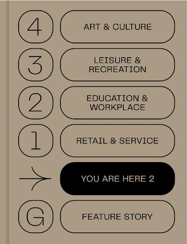 You Are Here 2: A New Approach to Signage and Wayfinding (Paperback)