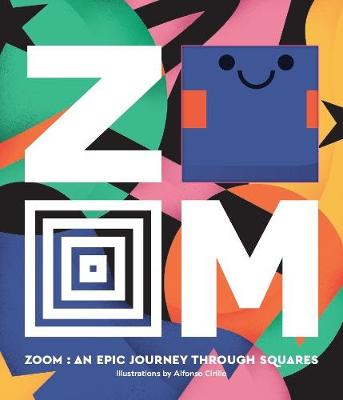 ZOOM - An Epic Journey Through Squares (Hardback)