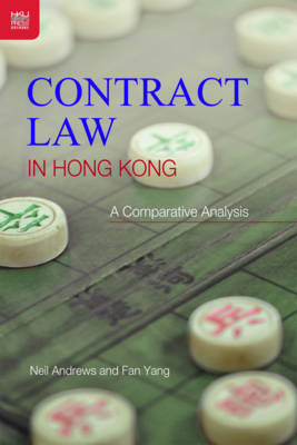 Contract Law in Hong Kong - An Introductory Guide (Hardback)