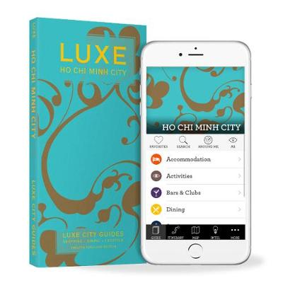 Ho Chi Minh Luxe City Guide, 12th Edition (Paperback)