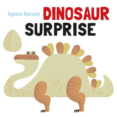 Dinosaur Surprise (Board book)