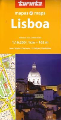 Lisboa: Lisbon - City Series (Sheet map, folded)