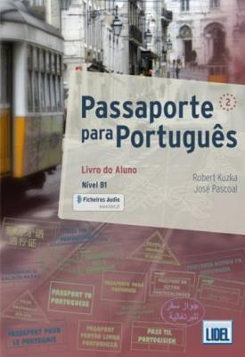 Passaporte para Portugues: Livro do Aluno + ficheiros audio (downloadable au (Paperback)