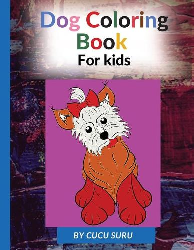 Dog Coloring Book (Paperback)