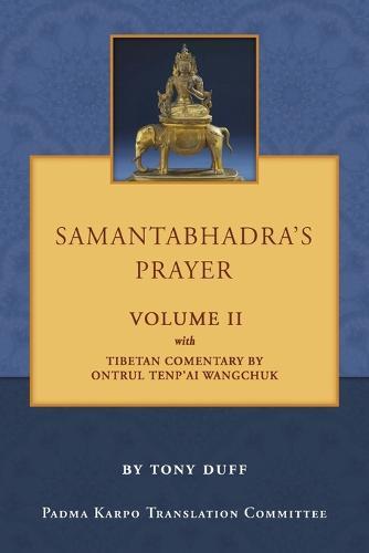 Samantabhadra's Prayer Volume II (Paperback)