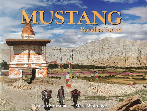 Mustang - Paradise Found (Paperback)