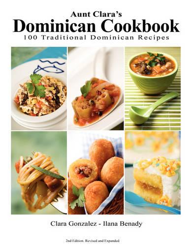 Aunt Clara's Dominican Cookbook (Paperback)