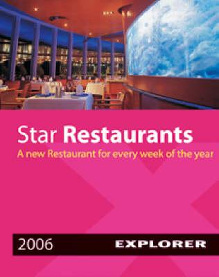 Dubai Star Retaurants - Lifestyle Guides (Paperback)