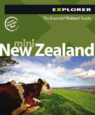 New Zealand Mini Explorer - Mini Guides (Paperback)