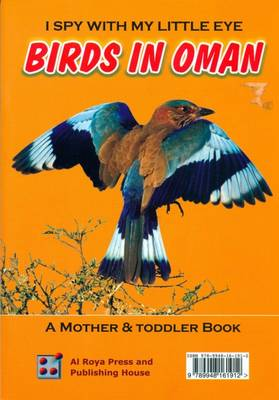 I Spy with My Little Eye: Birds in Oman (Paperback)