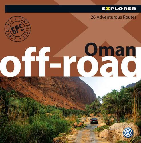 Oman Off Road: OMN_OFF_2 - Off Road Guides (Paperback)