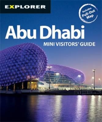 Abu Dhabi Mini Visitors Guide - Visitors Guide (Paperback)