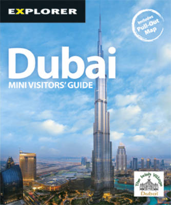 Dubai Mini Visitors Guide - Mini Visitors Guides (Paperback)