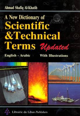 New Dictionary of Scientific and Technical Terms (Hardback)