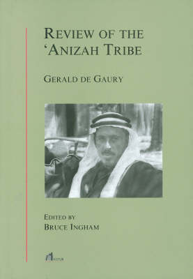 Review of the 'Anizah Tribe' (Hardback)