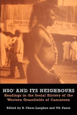 Nso and Its Neighbours: Readings in the Social History of the Western Grassfields of Cameroon (Paperback)