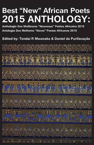 Best New African Poets 2015 Anthology (Paperback)