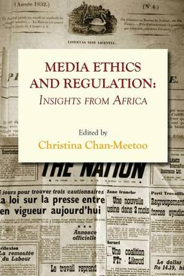 Media Ethics and Regulation. Insights from Africa (Paperback)