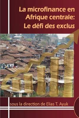 La Microfinance En Afrique Centrale: Le Defi Des Exclus (Paperback)