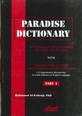 Paradise Dictionary: 2 (Hardback)