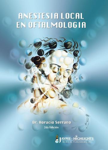 Anestesia Local en Oftalmologia (Paperback)