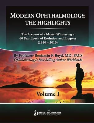 Modern Ophthalmology: The Highlights (Hardback)